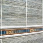 Detail of tiles — Stock Photo