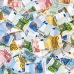 Fondo Euro — Foto de Stock