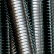 Close up of screw thread — Stock Photo #2455995