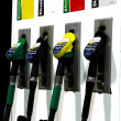 Gas station pumps — Stock Photo #2456194