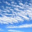 Cloudscape - only sky and clouds — Stock Photo #2490997