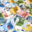 EURO background — Stock fotografie