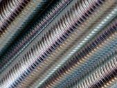 Close up of screw thread — Stock Photo