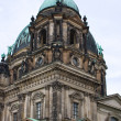 Main Berliner Dom cathedral element — Stock Photo #2501698