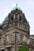 The main Berliner Dom cathedral element — Stock Photo
