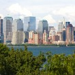 Stock Photo: Skyline of New York City