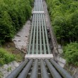 Hydroelectric power station - Stockfoto