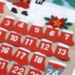 Advent calendar — Stock Photo #2267520