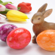 Easter eggs — Stock Photo #2309007