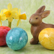 Easter eggs — Stock Photo #2309024