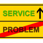 PROBLEM SERVICE — Stock Photo #2310489