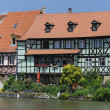 Bamberg city — Stock Photo