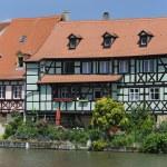 Bamberg city — Stock Photo