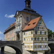 Bamberg in Germany — Stock Photo