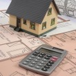 House building plan — Stock Photo #2460347
