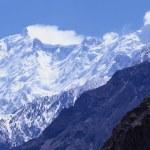Mountain Ranges in World — Stock Photo #2493299