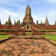 Stock Photo: Wat Wattanaram, Ayutthaya, Thailand