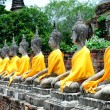 Buddha statues — Stock Photo #2187329