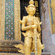 Stock Photo: Statue in grand palace Bangkok