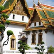 Grand palace in Bangkok — Stock Photo #2237012