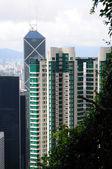 Isla de hong kong — Foto de Stock