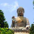 giant buddha — Stock Photo