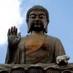 Giant Buddha — Stock Photo