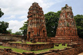 Ayutthaya. Thailand — Stock Photo