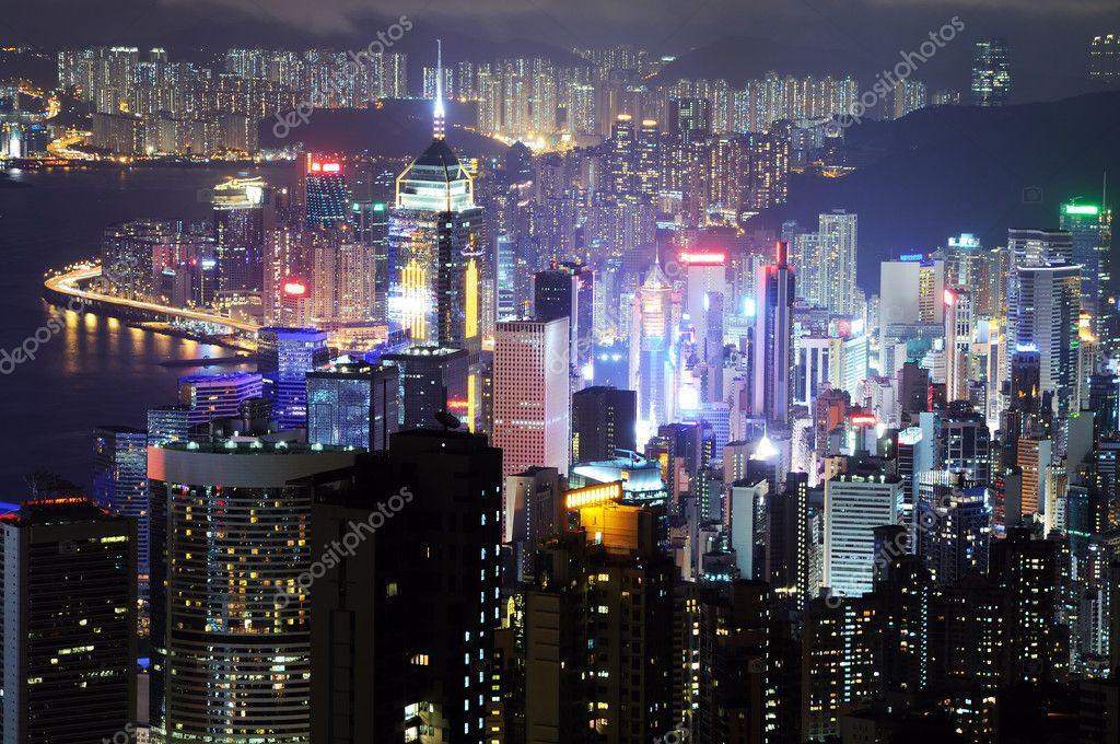 Curtain city hong kong