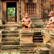 Stock Photo: Banteay Srei Wat
