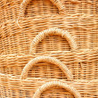 Straw baskets — Stock Photo #2258604