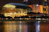 Explanada de singapur — Foto de Stock