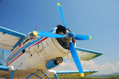 Antonov An-2P — Stock Photo