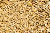 Wood chips texture — Stock Photo