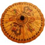 thailändischer Sonnenschirm — Stockfoto