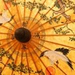 Detail der Sonnenschirm — Stockfoto