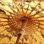 Деталь зонтик — Стоковое фото
