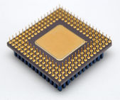 Microprocessor — Stock Photo