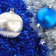 Christmas balls decorations — Stock Photo #2368377