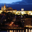 Prague at night — Stock Photo #2419848