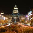 Wenceslas square, Praque — Stock Photo #2420311