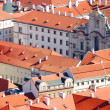Prague roofs — Foto de Stock