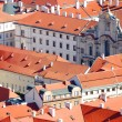 Prague roofs — Stock Photo #2420488