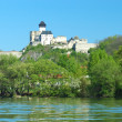 Stock Photo: Castle on Trencin