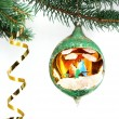 Christmas decorations — Stock Photo #2422483