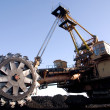 Stock Photo: Rotor digger