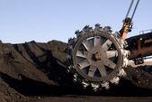 Rotor digger part — Stock Photo