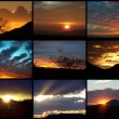 Stock Photo: Arizonbeautiful sunsets