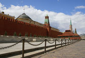 Moscow. red square — Stock Photo
