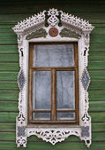 Old windows — Stock Photo